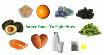 SuperFoods-To-Fight-Stress