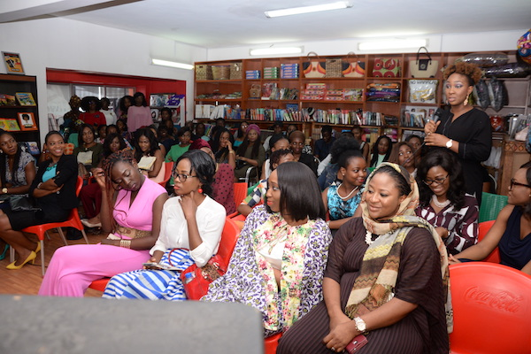 The Smart Money Woman Book Tour Terra Kulture