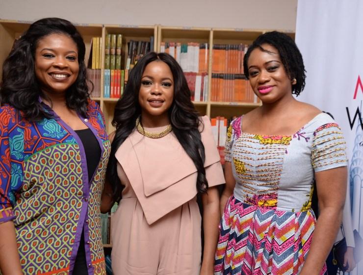 The Smart Money Woman Book Tour, Terra Kulture hosted by Kemi Adetiba