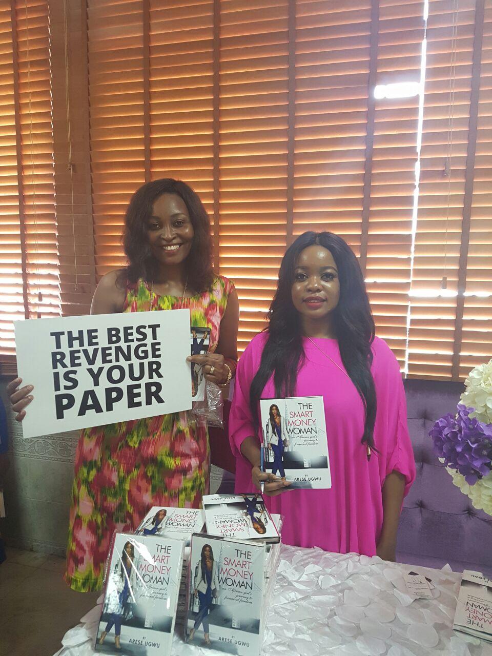 The Smart Money Woman Book Tour Warri