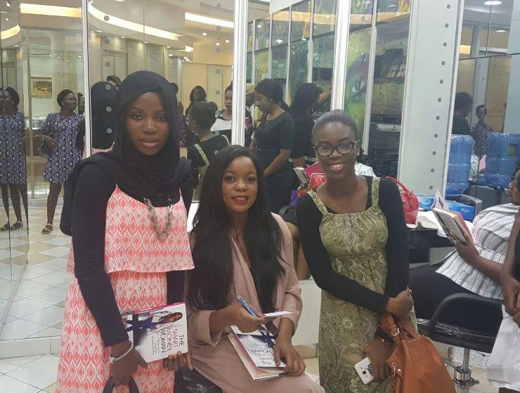 The Smart Money Woman Book Tour House of Tara Abuja