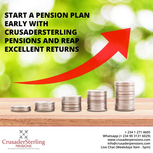 CrusaderSterling Pensions