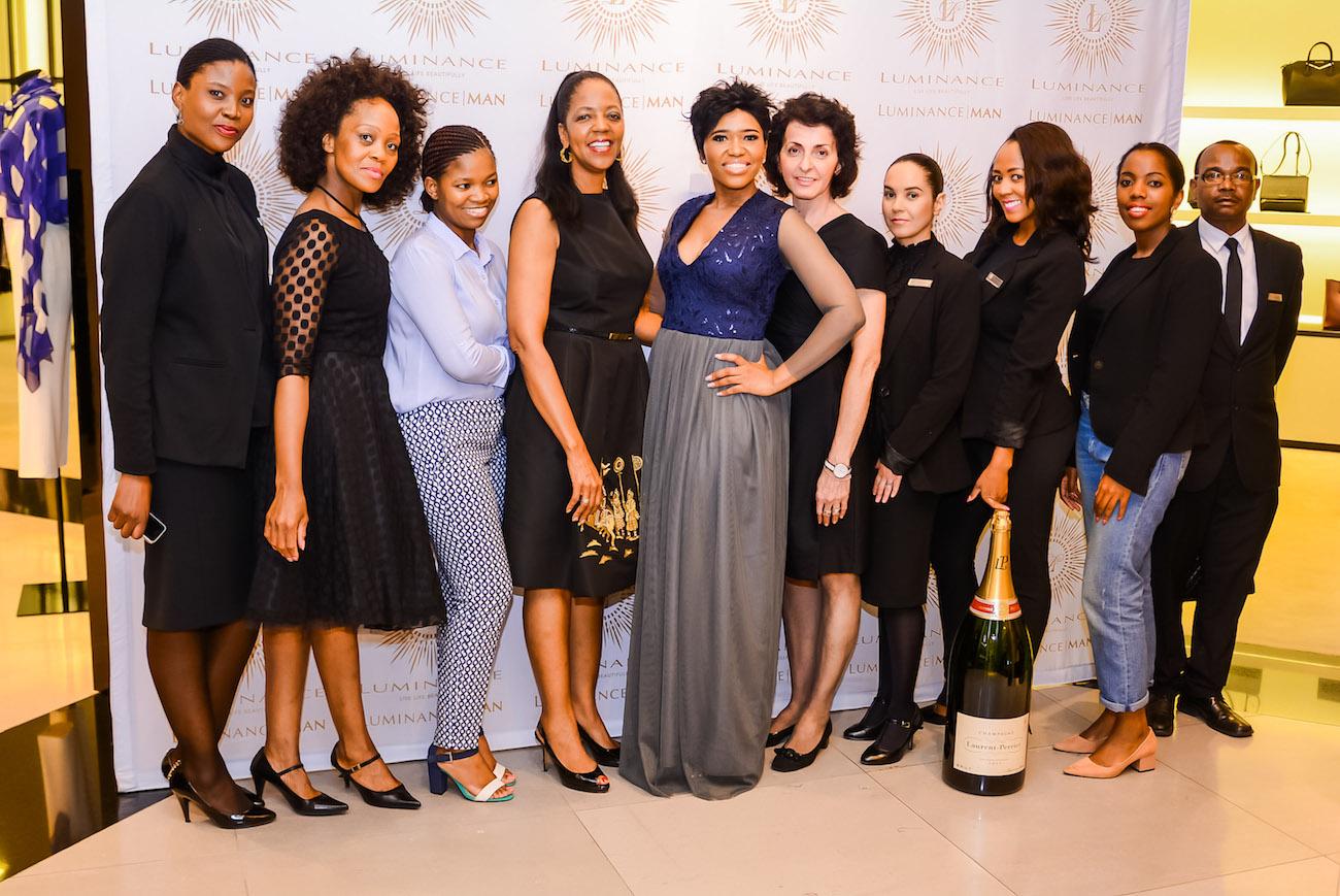 The Smart MOney woman Book Tour Luminance Hyde Park Duban South Africa