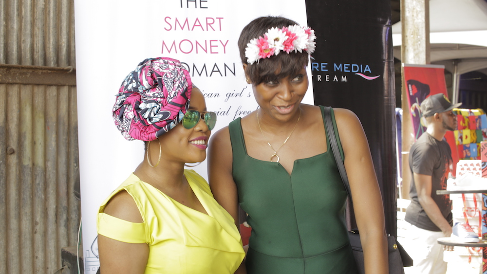 arese ugwu, smart money woman at #slayfestival by she leads africa