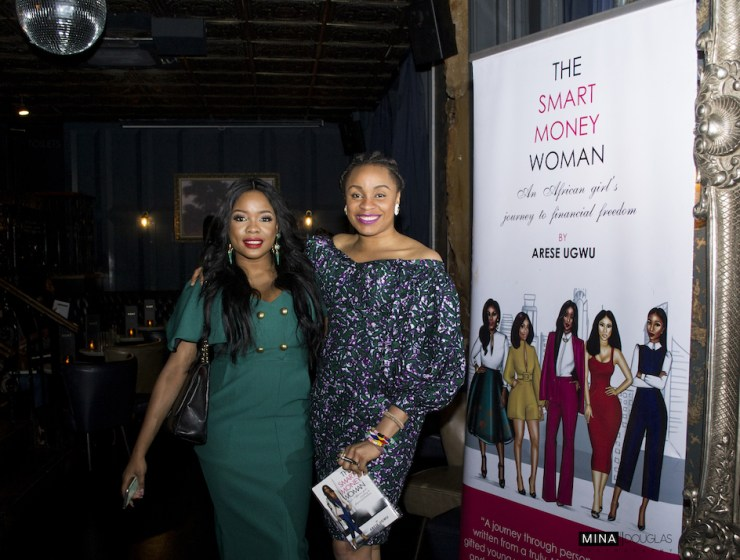 The Smart Money Woman Book Tour London