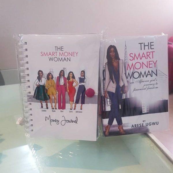 smart money woman and money journal