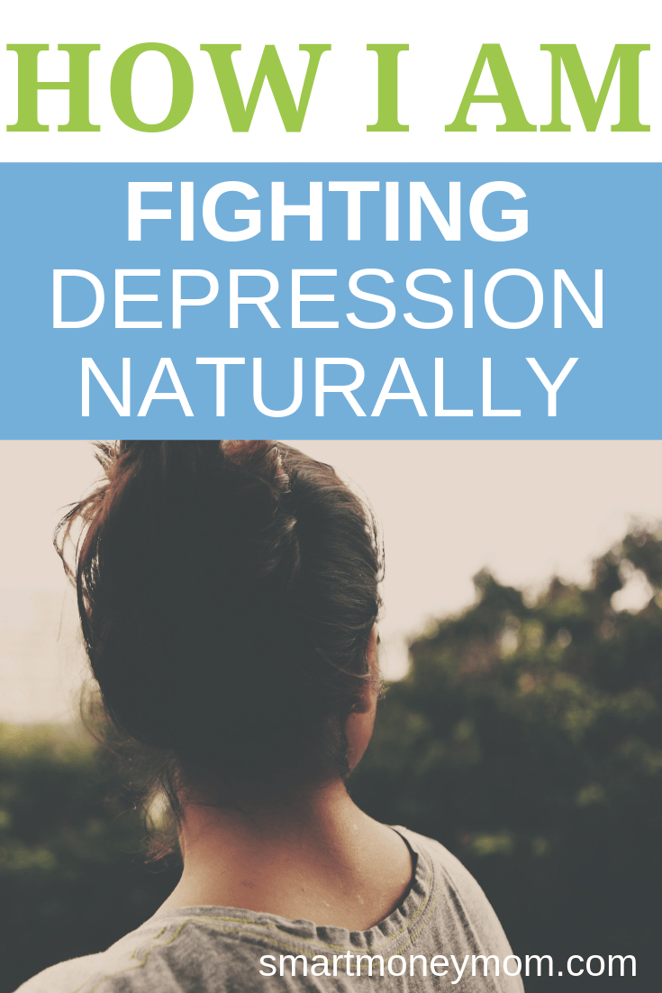 I've talked about it before on the blog... my ever-long battle with depression. I know there are a lot of factors into depression (trust me, I've been the test-dummy for depression) but I was ready to fight my depression in a way that I've never fought it before.
