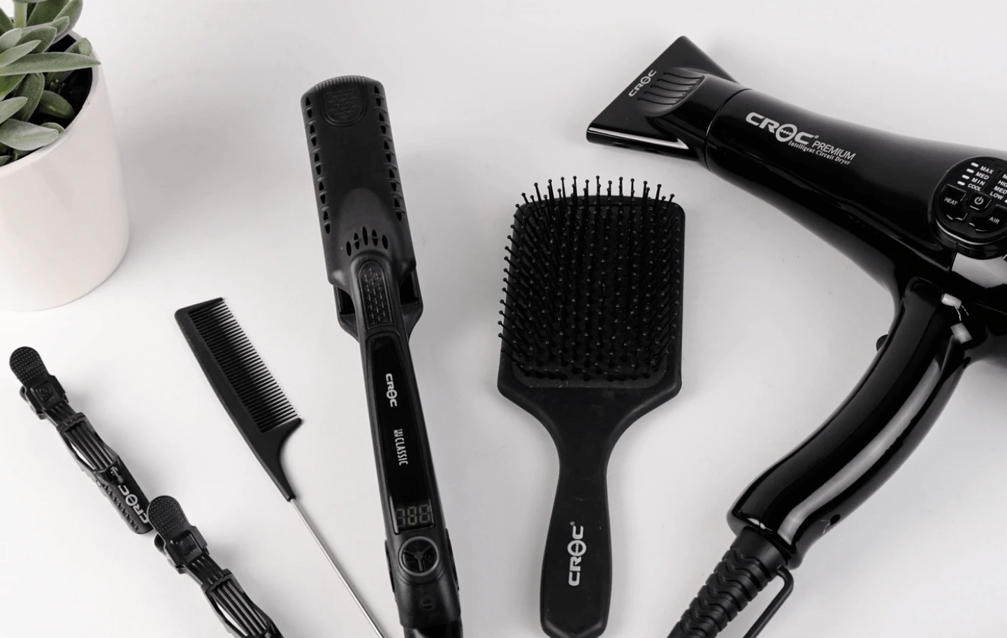 Best Hair Appliance Holders to Keep Everything Organized