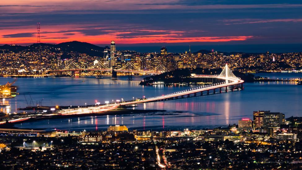 Cheap spring break trips San Francisco, California
