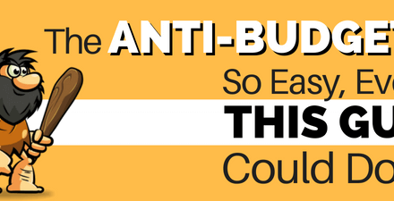 The Anti-Budget: Can Managing Your Money Really Be So Simple?