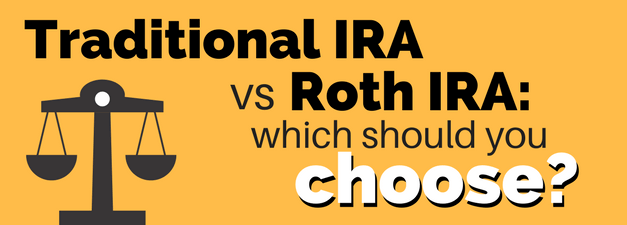 The IRA vs The Roth IRA — Which Should You Choose?