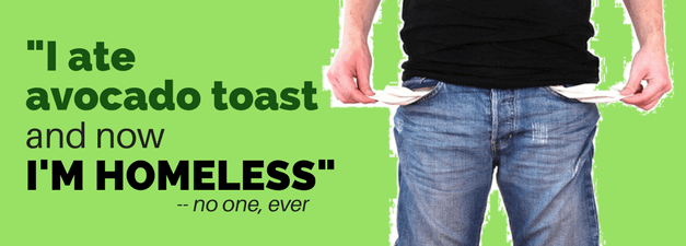 Is Avocado Toast REALLY Making You Broke?