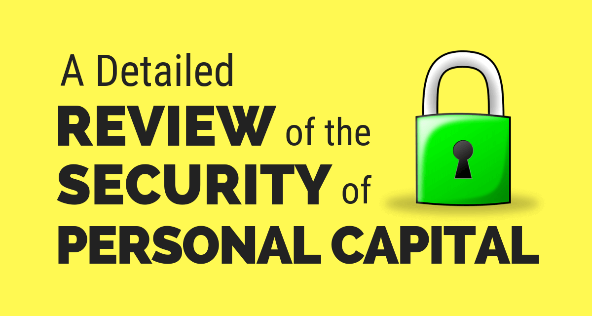 How Safe is Personal Capital?
