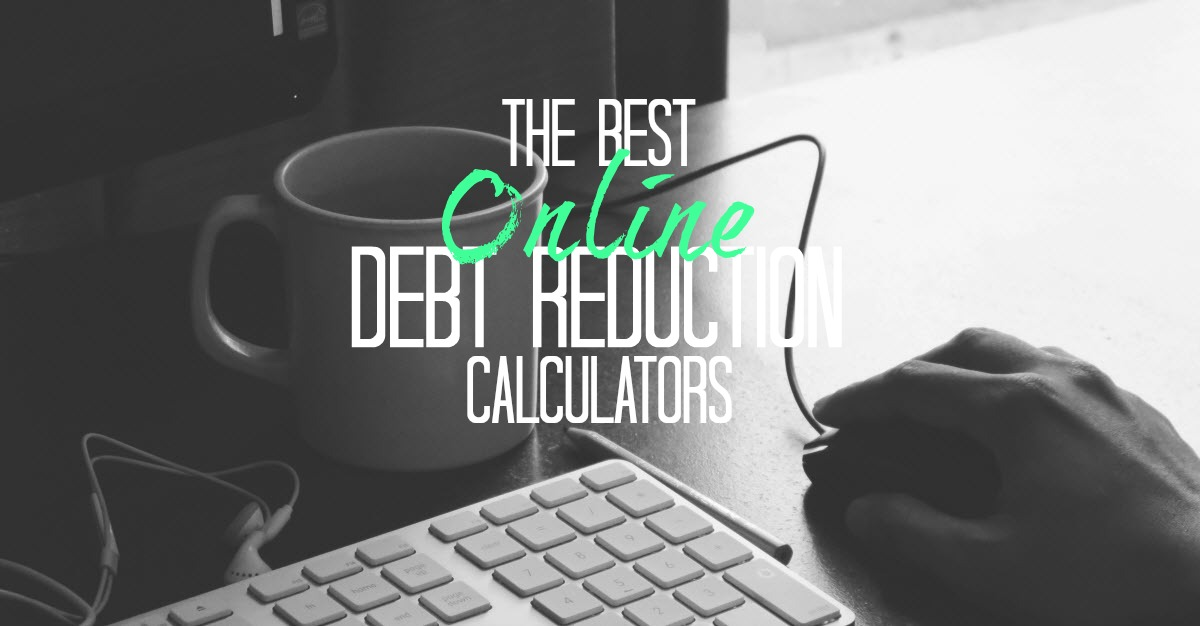 online debt reduction calculators