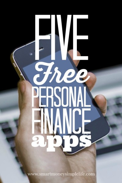 personal finance apps