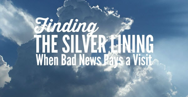 finding the silver lining