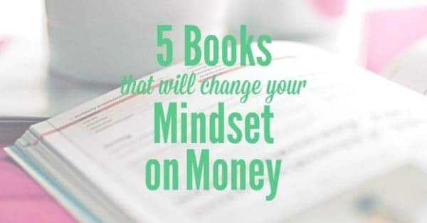 5 books that will change your mindset on money