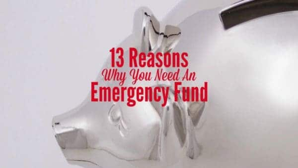 reasons you need an emergency fund