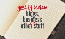2015 in review blogs and business