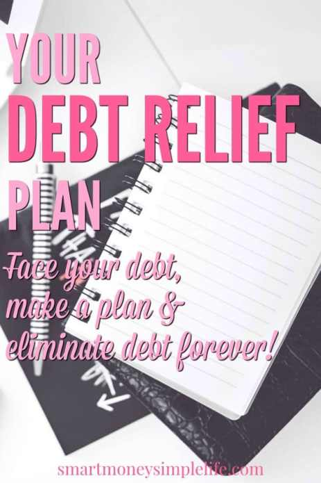 debt relief plan