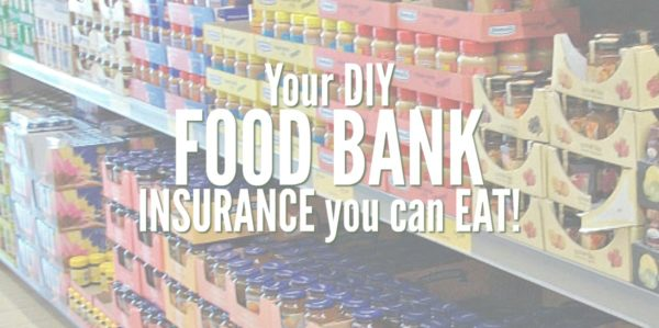 your diy food bank
