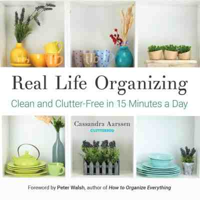 Gorgeous Books: Real Life Organizing
