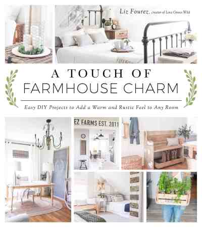 Gorgeous Books: A Touch of Farmhouse Charm