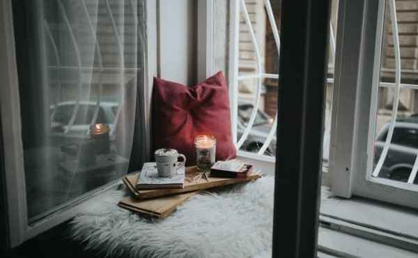 The fugal joy of a hygge nook