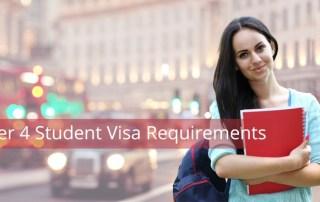 UK Tier 4 Student Visa Requirements