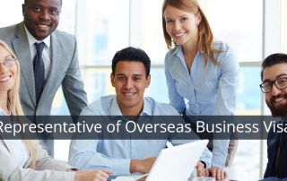 Representative of Overseas Business (Sole Representative): 10 must haves before you begin
