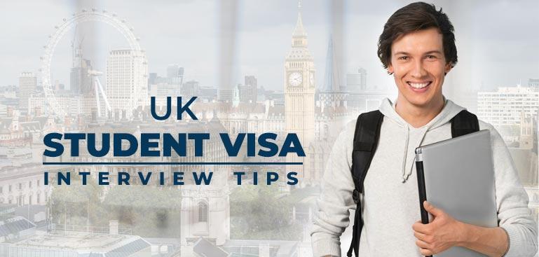 UK Student Visa Interview Tips