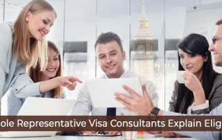 UK Sole Representative Visa Consultants in Mumbai Explain Eligibility
