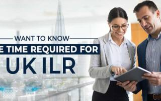 UK Visa Consultants in Mumbai on time required for ILR