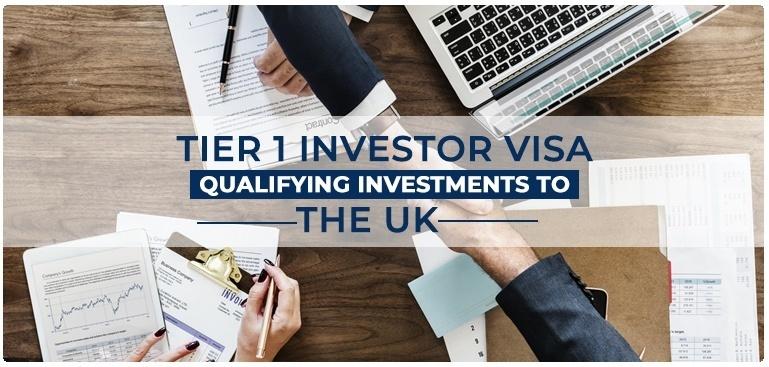UK Tier 1 (Investor) Visa: Qualifying Investment