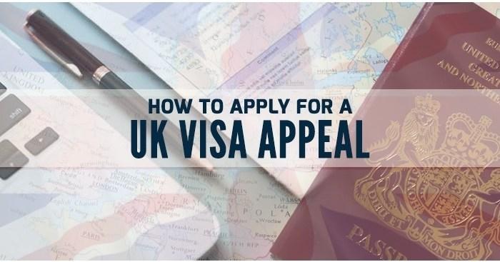 UK Visa Appeal Application Guide