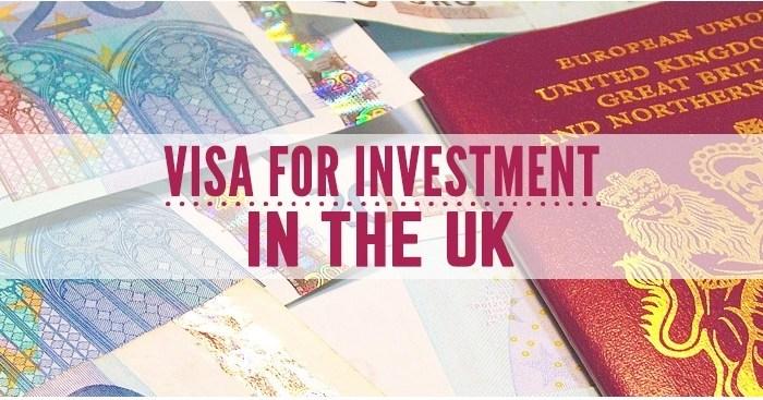 Visa for UK Investment