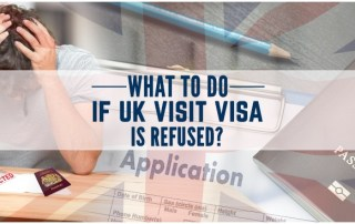 Visit Visa to UK refused