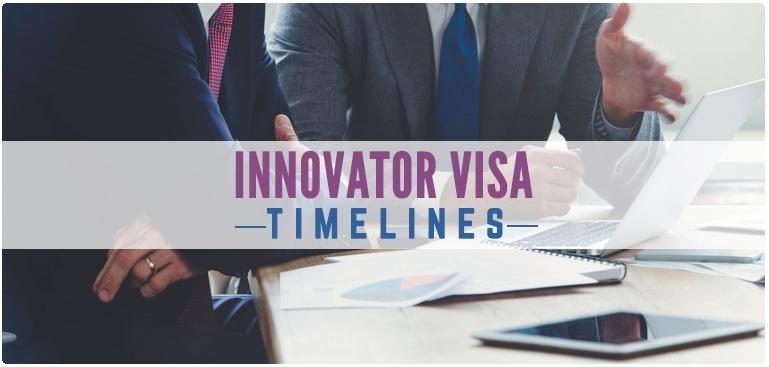 Innovator-Visa-timelines