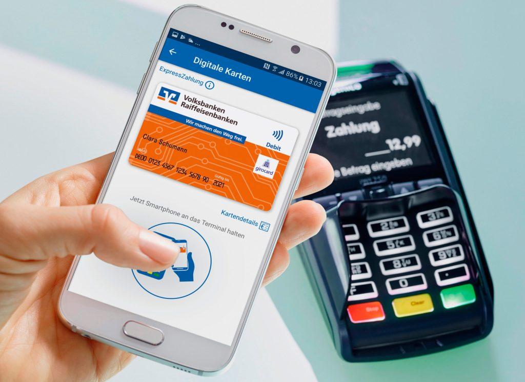 Schon jetzt bezahlen immer mehr Menschen kontaktlos mit Karte - und nun sogar direkt mit ihrem Smartphone.