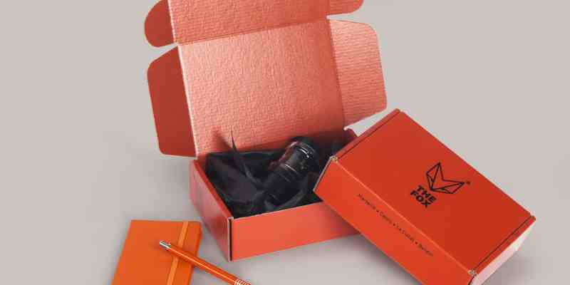 Box carton personnalisée en ligne
