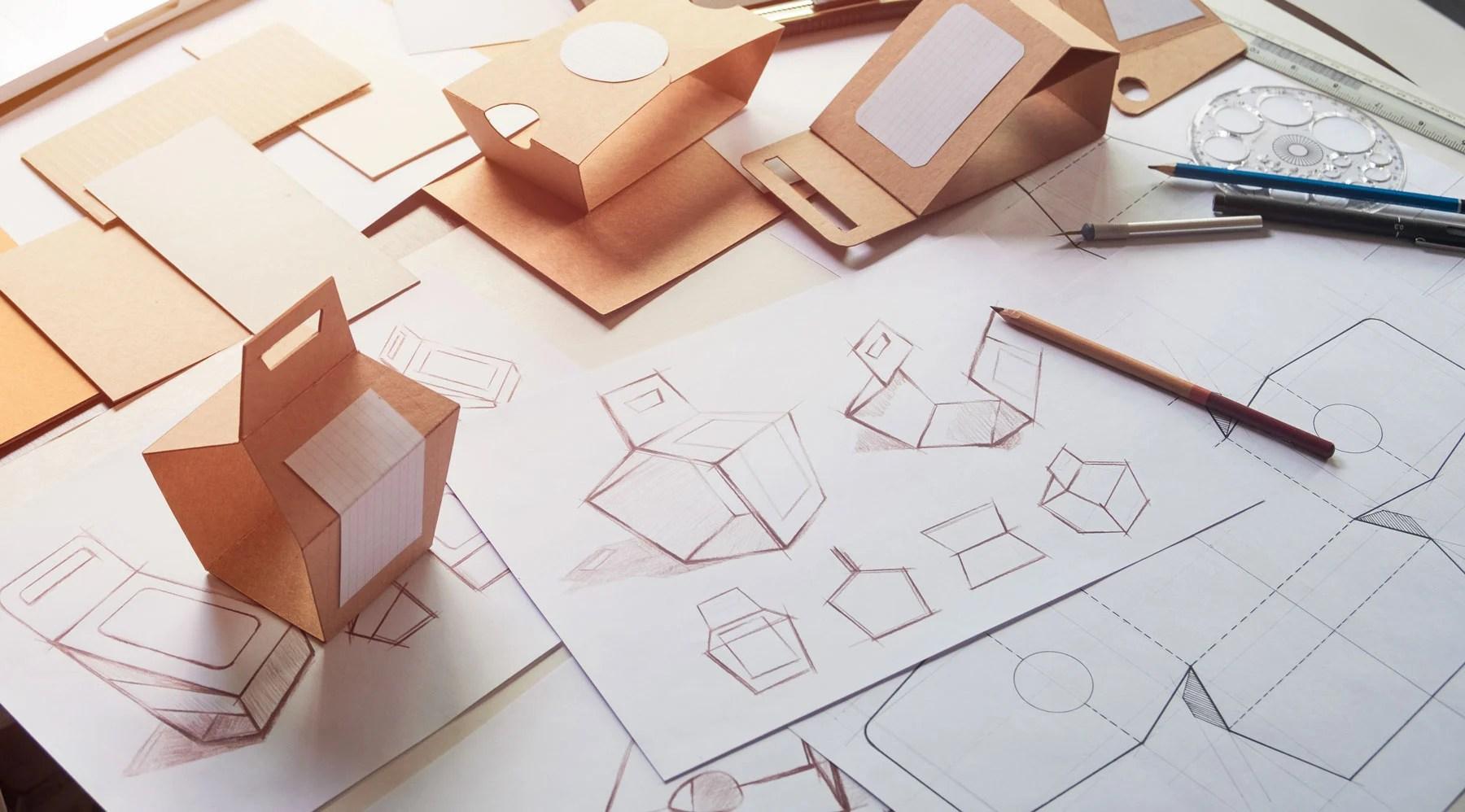Conception d'emballage sur mesure smartpack