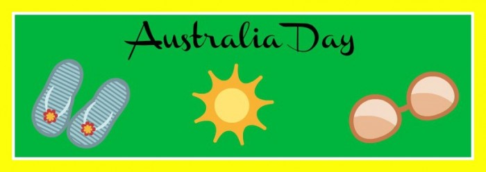 Australia Day Waterbottle Printable