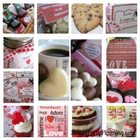 Homemade Valentines Gifts