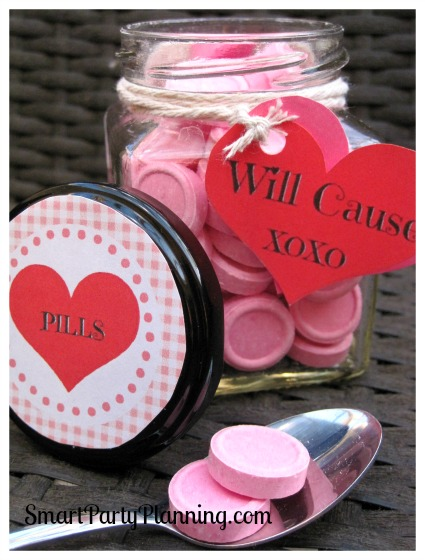 Receive extra kisses and cuddles this Valentines with the love potion. It's so easy to make and will create lots of laughs.