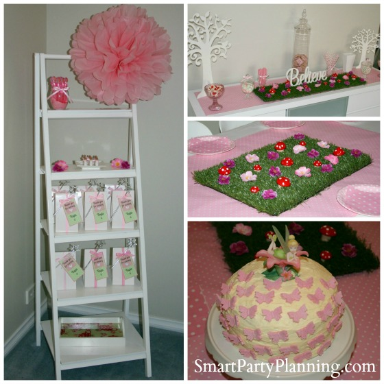 Tinkerbell Party Theme Ideas