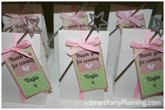 Tinkerbell Party Favours