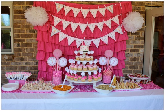 Pink Princess Party Ideas