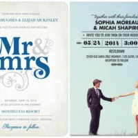 Up to 20% off Wedding Invitations and Reception Stationary