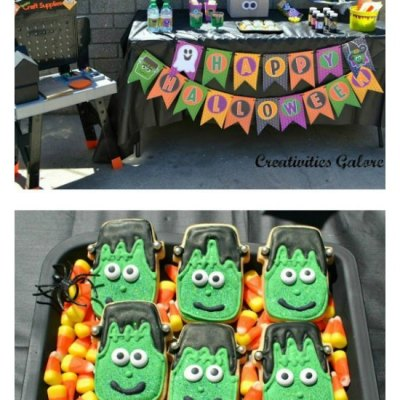 The Best Halloween Party That The Kids Are Going To Love