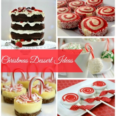 The Most Amazing Christmas Dessert Ideas